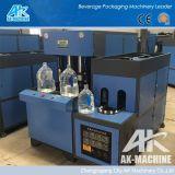 Bouteille en plastique semi-automatique Making Machine Prix