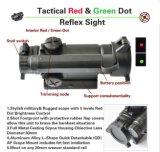 Alcance rojo/verde táctico del PUNTO con la vista roja del laser (M4000L)