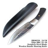 Напольный фикчированный нож Knifecombat звероловства Knifetactical выживания ножей звероловства лезвия