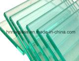 Le verre trempé de 19mm de verre renforcé de verre trempé avec CCC+ISO