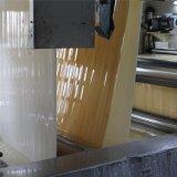 Papier imbibé par mélamine décorative en bois des graines de teck pour des meubles