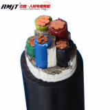Cinta de acero aislante XLPE de cobre blindado de tendido eléctrico de potencia/Cable eléctrico