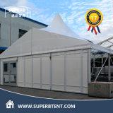 ماء يبرهن [إيندين] عرس بناء خيمة لأنّ عمليّة بيع
