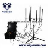 poder más elevado de 350W 4-8bands hasta la emisión del abejón de los 2000m