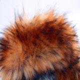 Custom Raccoon водонепроницаемый зимой с Red Hat зимней крышки
