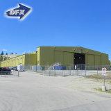 Hangar estructural de acero del helicóptero del palmo grande con la certificación del Ce