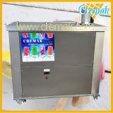 Niedriger Energieverbrauch-Edelstahlhalbautomatischer Popsicle-Hersteller