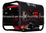 generador portable de motor con gasolina del generador silencioso de 5kw 380V