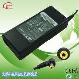 Laptop-Abwechslungs-Adapter für Acer streben 90W 19V 4.74A 5.5*2.5mm Notizbuch-Stromversorgung