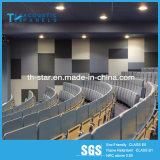 Панели волокна полиэфира Eco содружественные звукоизоляционные акустические