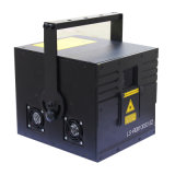 Luz barata especial a todo color de la etapa del laser del disco 3000MW del RGB de los efectos para la venta