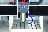 Alta precisión Mini Router CNC para la talla de Rotary (VCT-4540R)