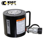 Kiet preço de fábrica da marca de altura baixa cilindro hidráulico de ação simples