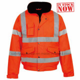 En471冬の在庫の安全Workwear