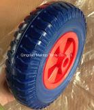 Roda do trole da mão da espuma do plutônio de China Maxtop 250-4