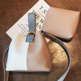 Il nuovo scontro di colore delle borse di stile di arrivo insacca il sacchetto delle ragazze di alta qualità del sacchetto di spalla della donna dal fornitore Sy8592 della Cina