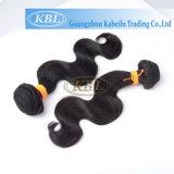3A Virgin сырья индийский волос оптовая торговля (ШСС-эйч-BW)