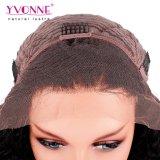 Yvonne derechos Virgen ola de agua pelo peluca peluca delantera de encaje suizo para las mujeres negras
