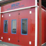 색칠 차를 위한 Btd-7500-O-1 PLC 통제 살포 부스