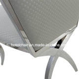 Absatzfähiger Edelstahl-Bankett-Stuhl für Hochzeit