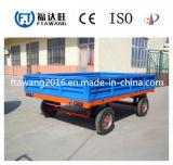 De China da venda reboque quente Semi/reboque da caixa/reboque da derrubada