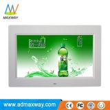 Moldura fotográfica digital com bateria de 9 Polegadas com cartão SD USB Drive (MW-091DPF)