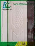 HDF Gevormde Dikte 3mm van het Document van de Melamine van de Deur Huid Gelamineerde