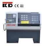 Ck6130s низкая стоимость Швейцарского типа токарный станок с ЧПУ