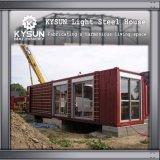 창고를 위한 빠른 임명 강철 구조물 빛 강철 모듈 집