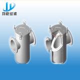 Dn100 SS304 Grobfilter-Korb-Filter