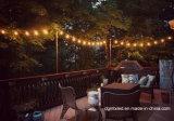 Illuminazione della stringa LED per la decorazione del patio con CE, RoHS, UL diplomata