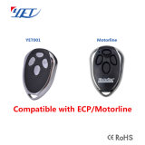 Motorline compatible à télécommande universel substituent