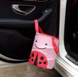車のゴミ箱の携帯用袋の折りたたみガーベージのホールダーの無駄のオルガナイザー