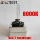 Комплект ксеноновых ламп высокой интенсивности на заводе 4300K, 5000K, 6000K, 8000K 12000K D3s с ксеноновыми лампами