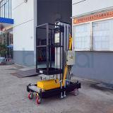 Einzelne Mast-Luftarbeit-Plattform-maximale Höhe der Plattform (10m)
