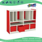 L'école les enfants en bois Armoire de stockage de partition (HG-5504)