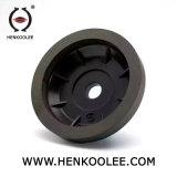 Высокое качество пользовательские размеры Bevelling край пластика скрип колеса