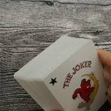 Cartão feito sob encomenda do póquer dos cartões de jogo do póquer