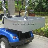 Carro da companhia de eletricidade da alta qualidade 4-Seater com portador da carga