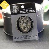 Distintivo a resina epossidica di Pin del risvolto stampato metallo su ordinazione di prezzi di fabbrica