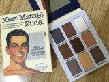 La sombra de ojo desnuda del maquillaje del sombreador de ojos de Matt de la reunión del bálsamo (e)