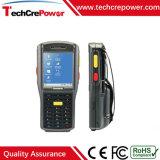 Hf del código de barras de C5000W 1/2D, lector de tarjetas de alcance medio Handheld del Lf RFID