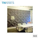 装飾的な材料3Dの音響の壁パネルを構築する炎Retartant