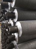 Tubo di aletta composito e dell'acciaio doppio del metallo di alluminio nel dispositivo di raffreddamento di aria