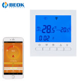 지면 난방을%s LCD 실내 온도 통제 가스 보일러 보온장치