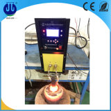 Equipo de calefacción de alta frecuencia de inducción del nuevo panel de Digitaces LCD para apagar el transportador