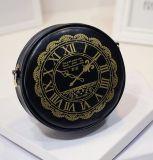 여자와 학생 어깨에 매는 가방 Crossbody 핸드백을%s 시계 패턴 Mesenger 부대 핸드백