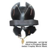 O filme mascara o estrangeiro contra a máscara predadora 44*22cm Jotzsl026