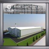Fácil instalação pré-fabricadas House para o Workshop de Aço
