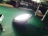 Hoge LEIDENE van het UFO 60With80With100With150With200With240With300W van de Sensor Dimmable 130lm/W van de Lamp van de Baai Lichte Hoge Baai